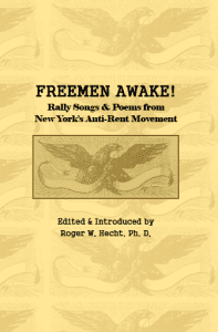 Freemen Awake Rally Songs Poems from NY Anti-Rent Movement