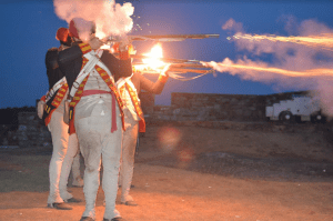 Guns by Night Evening Program