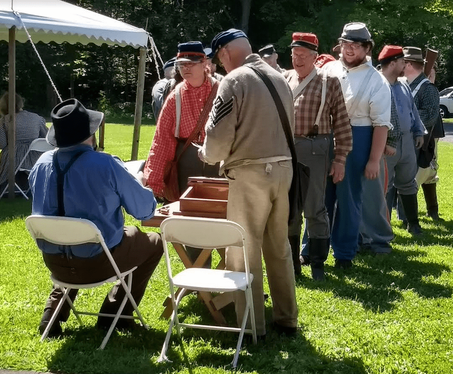 Civil War Weekend at Robert Moses State Park July 28-29