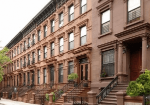 West 130-132nd Streets Historic District