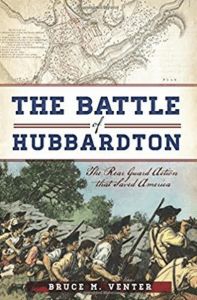 the battle of hubbardton