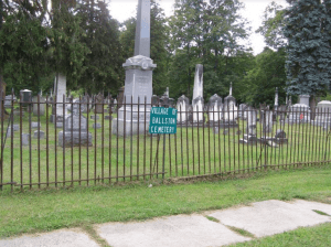 ballston cemetery