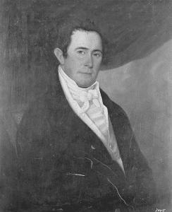 Col Jacob Griffin portrait