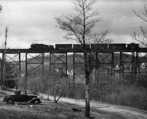 O&W railroad