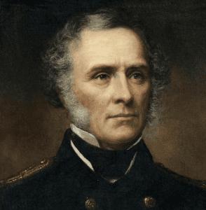 Rear Admiral Samuel Livingston Breese