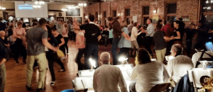 Swing Shifit Orchestra at the Newburgh Brewing Company