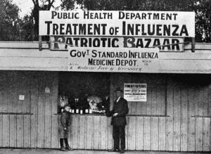 influenza medicine depot