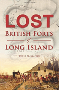 lost british forts of long island