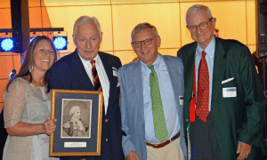 Beth Hill, H. Nicholas Muller, III, Sanford Morhouse, Peter S. Paine, Jr.