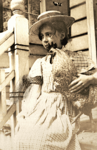 Van Rensselaer family rooster Miles Standish