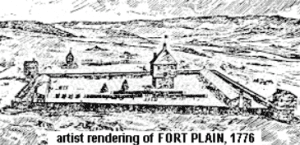 fort plain illustration