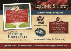 legends and lore program