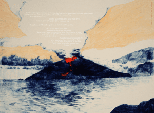 A Volcano Pilgrim in Exchange for Fire by Serena Perrone
