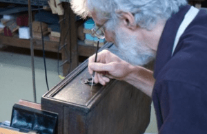 David Bayne Master Furniture Conservator