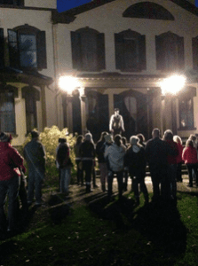 Haunted History Tours of Auburn