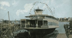 Staten Island Ferry provided by National Lighthouse Museum