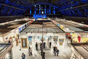 View of The Winter Show 2018