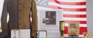 WWI Beyond Flanders Fields exhibition