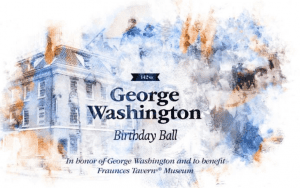 george washington birthday ball