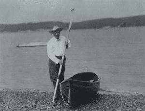 theodore roosevelt canoe