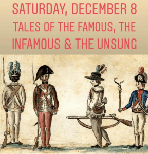 Tales of the famous infamous and the unsung