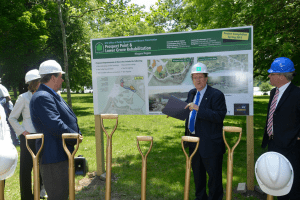 Mark Thomas, Western District Director, New York State Parks