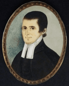 Rev Gershom Mendes Seixas c 1784