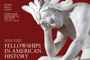 new york historical society fellowships