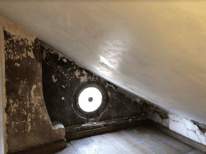 northeast room completed repairs