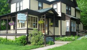 Kinnear Museum in Lake Luzerne