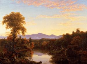 Catskill Creek by Thomas Cole