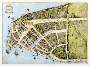 new amsterdam map