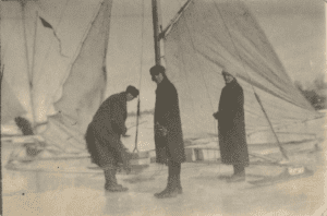 sackets harbor ice boating