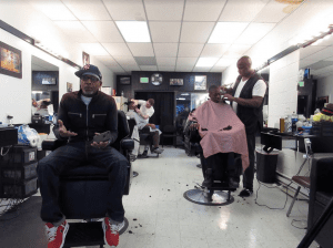 Cross Cutters barbershop