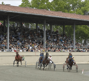 Grand Circuit racing at Goshen Historic Track