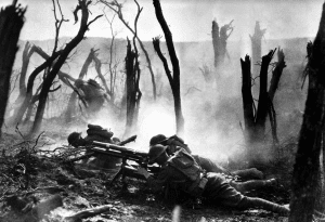 WWI Army photo
