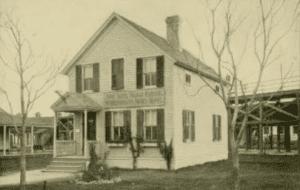 Workingmans Model Home 1893