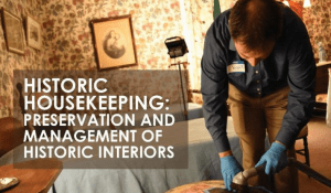 historic housekeeping workshops