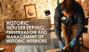 historic housekeeping workshops