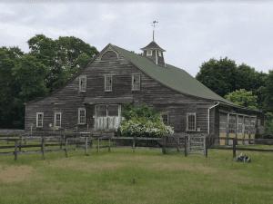 Avery Barn in 2017