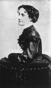 Postwar photograph of Elizabeth Van Lew