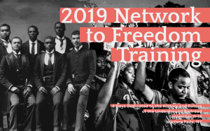 network to freedom training