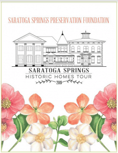 saratoga historic homes tour