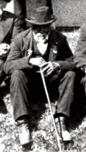 Jacob Wynkoop ca 1908