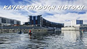kayak through history