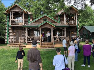 Adirondack Architectural Tours Still Have Openings - The New