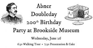 doubleday birthday