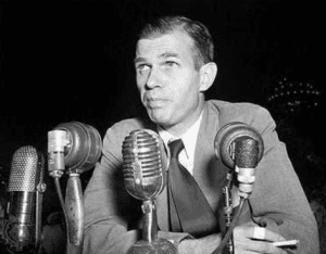 Alger Hiss in 1950