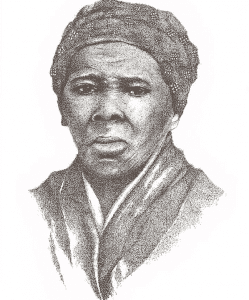 Harriet Tubman by Joseph Flores