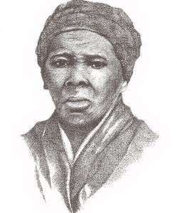Harriet Tubman by Joseph Flores